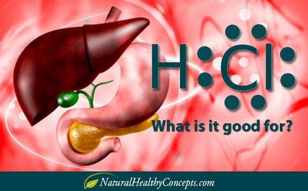 Healthy HCL Levels - Too much or too little acid in stomach?