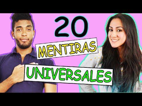20 Mentiras universales ft. Vane Lopez ║Yo soy jean