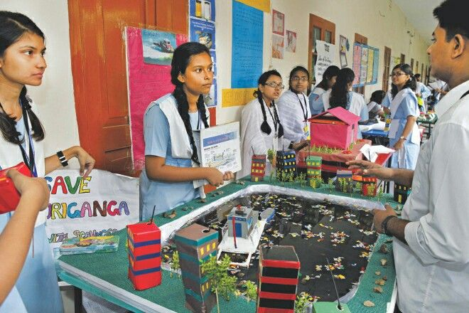 college science fair projects Ajantha students school project materials provides a large collection of students science fair project in the field of robotics and providing learning robotic kits.