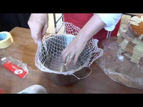 Blocking Plastic Fantastic part 1 with Waltraud Reiner (Torb & Reiner) ✄ http://www.youtube.com/watch?v=WwX5l0VQllc