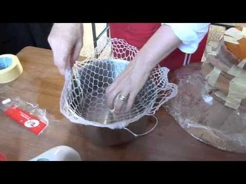 Blocking Plastic Fantastic part 1 with Waltraud Reiner (Torb & Reiner) ✄ http://www.youtube.com/watch?v=WwX5l0VQllc