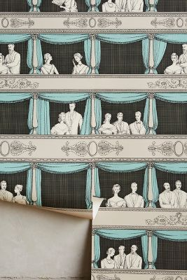 Shop the Opera Box Wallpaper and more Anthropologie at Anthropologie today. Read customer reviews, discover product details and more.