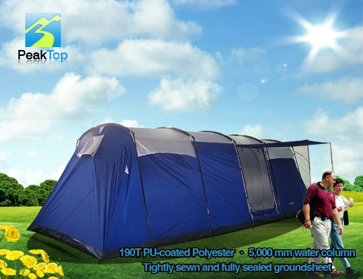 Best Large Family Camping Tents Go look at these amazing conversion tents. These are awesome www.tentsngear.com