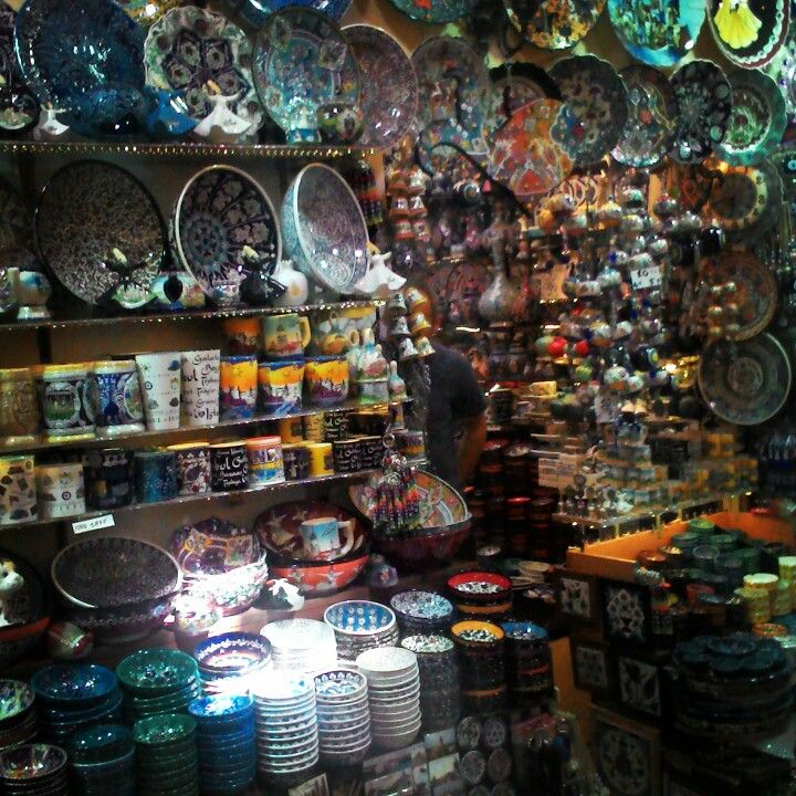Grand bazar Istanbul Turkey.
