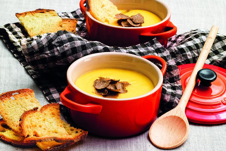 Ricetta La fonduta, una perfetta fusione - La Cucina Italiana: ricette, news…