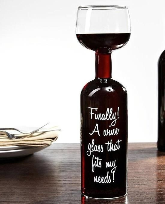 My favorite wine glass