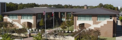 This is my favorite library in McKinney Texas.