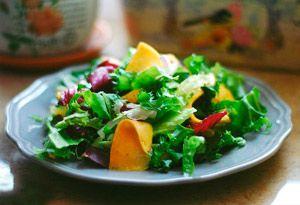 Рецепт №1: Салат с тыквой и имбирем