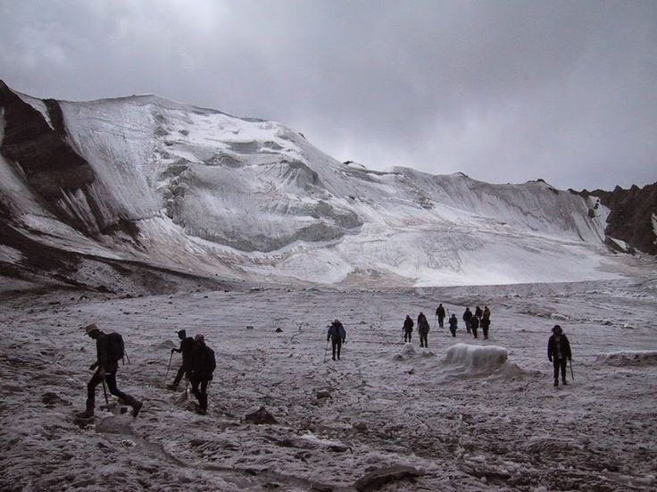 Google+Stok Kangri Trek, Ladakh
