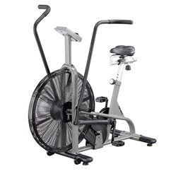 The Air Assault bike is deadly! Have you had a WOD on this bad boy yet?
