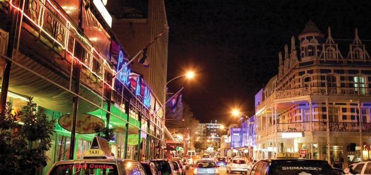 When the sun sets, #CapeTown comes out to dance, drink, dine and party. Here's a quick guide to three areas that are #nightlife hotspots.