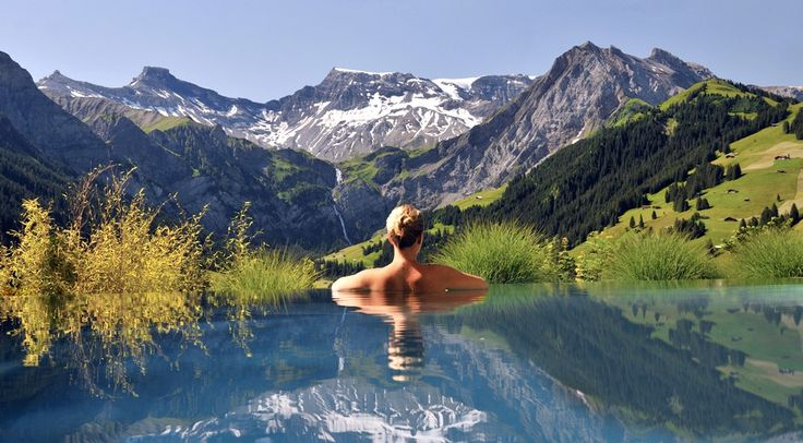 4 Star Sup Spa Hotel Adelboden 'The Cambrian' - great design & hospitality!