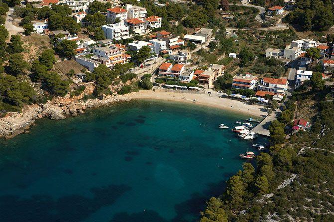 Alonissos Island Roussoum Yalos village Sporades