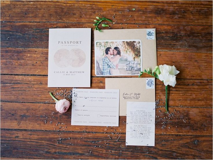 35 best customer pics images on pinterest wedding stationery antique chic travel passport style wedding invitation and rsvp by i do it yourself shot by solutioingenieria Choice Image