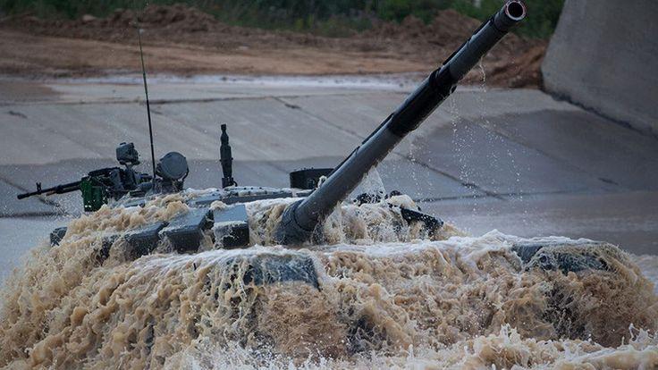 Arrancan en Rusia los Juegos Militares Internacionales con decenas de equipos de 19 países que participarán en 23 competiciones, como biatlón de tanques y competiciones de aviones, entre otras.