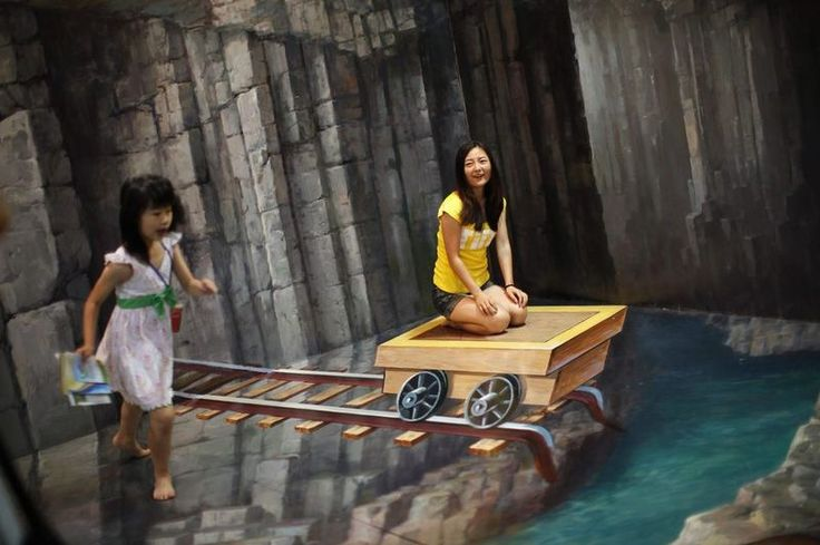 waterfall #3D