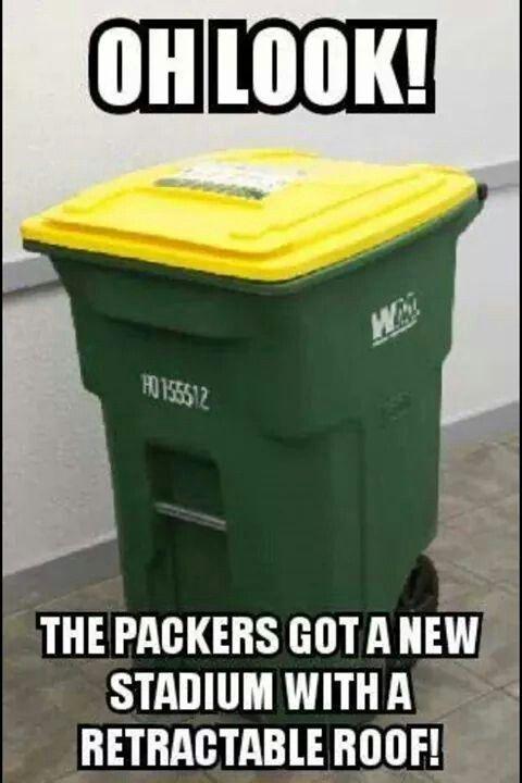 Packers new stadium