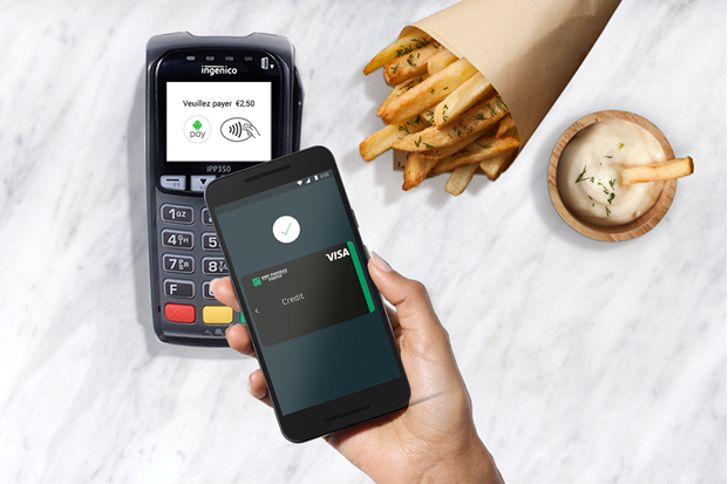 Maestro cards and more banks] Belgium is the tenth country to get the Android Pay treatment - Check out this amazing Financial Technology on The Notice Centre