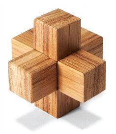 Wooden Burr Puzzles - Popular Woodworking Magazine