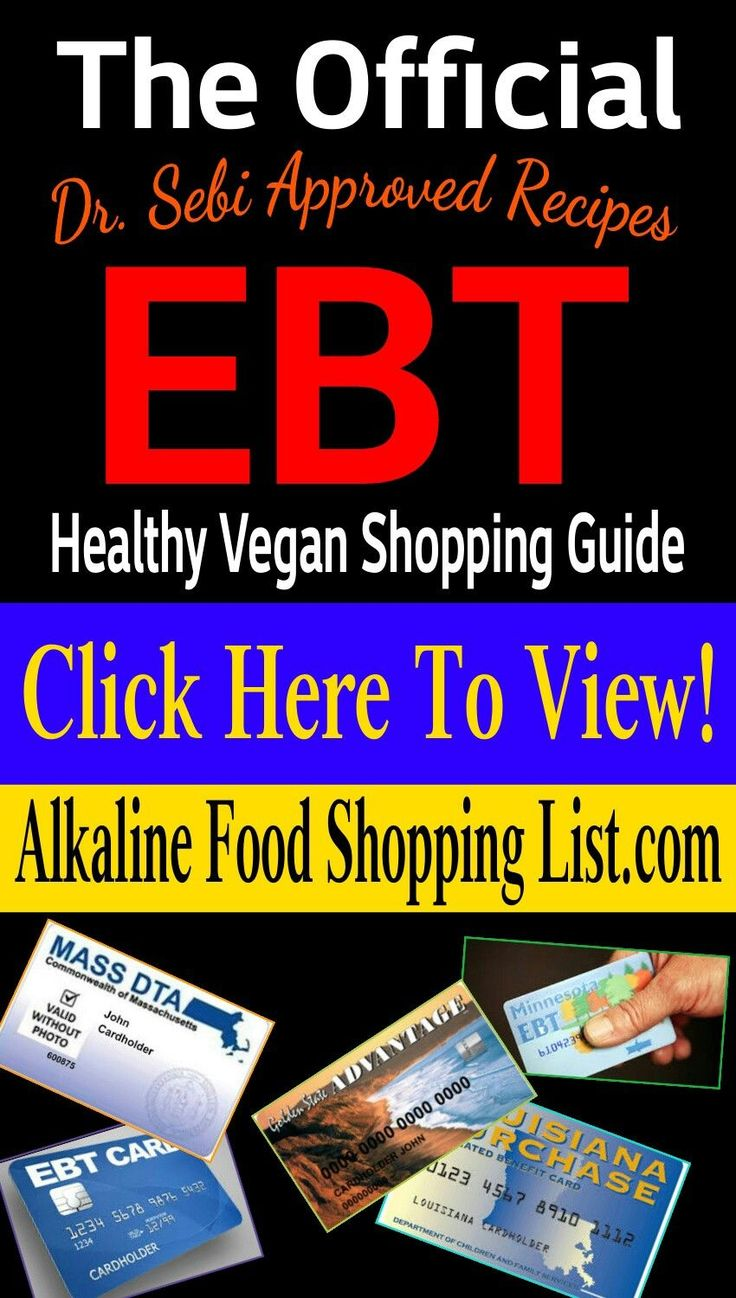 Click the image for the list of the best health food