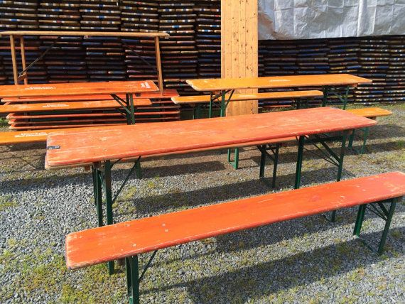 Original German Beer Garden Tables  pick nick table  Oktoberfest  Munich beer  table PLEASE. Best 25  Beer table ideas on Pinterest   Diy mosquito repellent
