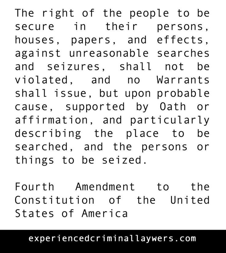 4th amendmant and probable cause Under the fourth amendment finally, police stops may be full-scale arrests these stops, of course, are seizures, and must be supported by probable cause.