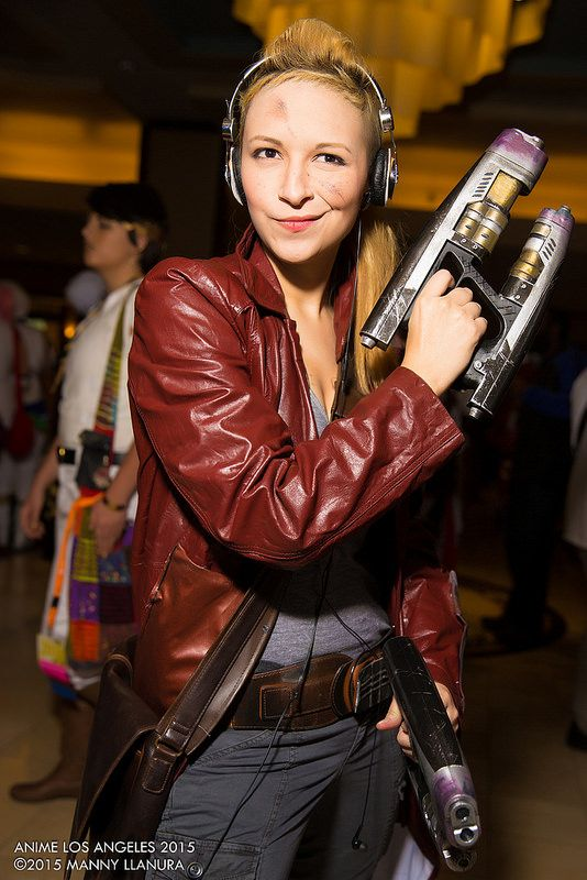 Star Lord #Rulet63 #cosplay from Guardians of the Galaxy | Anime Los Angeles (ALA) 2015