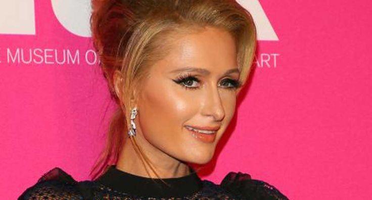 Paris Hilton's Chic 'Makeunder' At 2017 MOCA Gala Might Surprise You