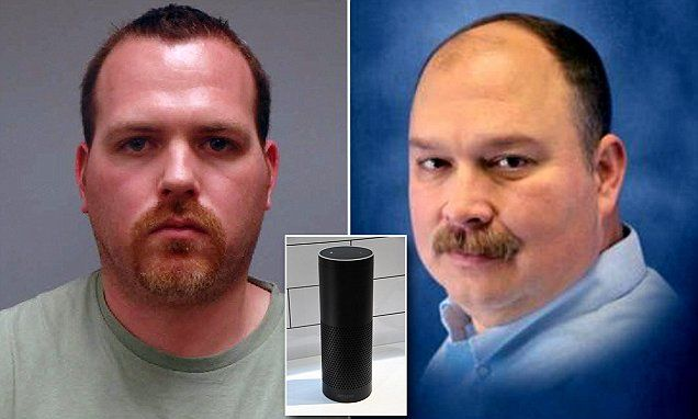 Amazon won't reveal recorded audio picked up by murder suspect's Echo