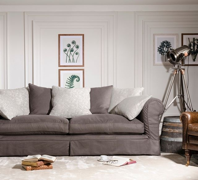The Vivaldi Grand Sofa From Tetrad