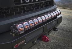Rigid Industries ADAPT LED light bar truck offroad 8
