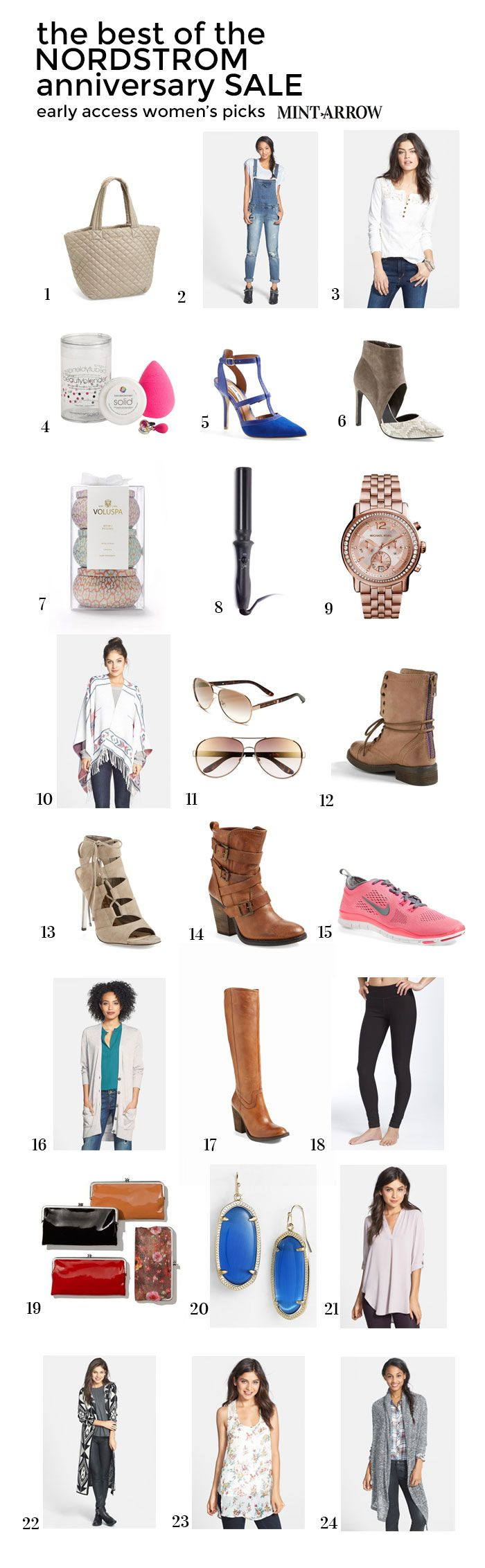 the BEST of the nordstrom anniversary sale: early access picks - WOMEN'S