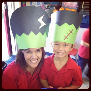 Apples and ABC's: hats