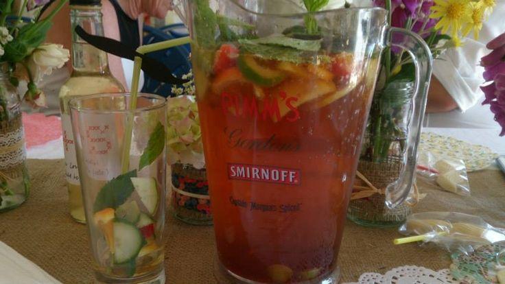 My wedding - Thurlestone 6/7/13 Drinks