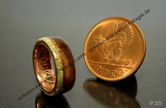 Hey, I found this really awesome Etsy listing at https://www.etsy.com/listing/255083157/jameson-whisky-barrel-wood-ring-with