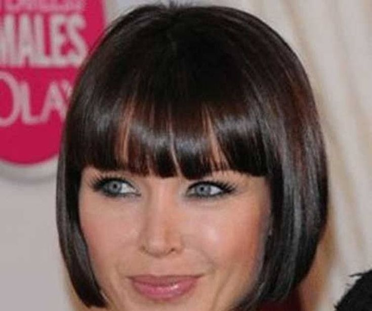 57 Cool Short Bob Hairstyle With Side Swept Bands  Angled Bobs With Bangs  Layered Bob Haircuts 30 Wonderful Collections Design Press  50 Versatile Me...