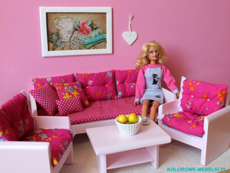 Wypoczynek z dużą kanapą :) https://kolorowe-mebelki.pl/