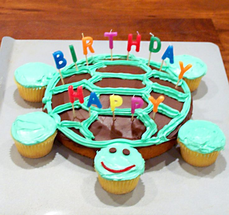 All Boy Stuff Easy Birthday Cakes