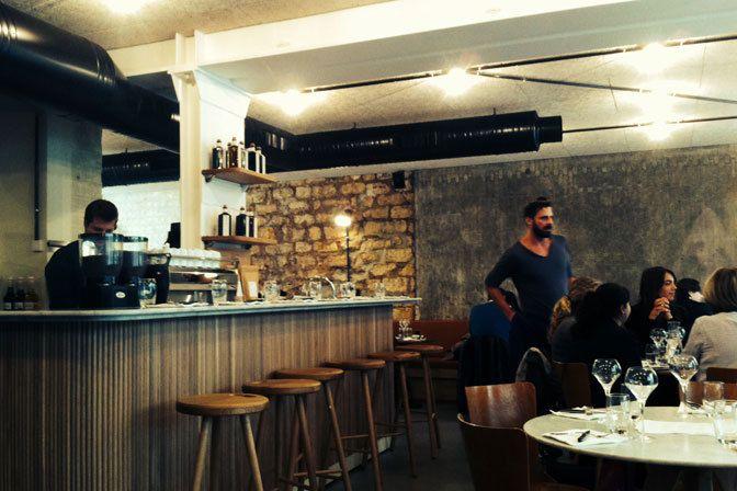 Restaurant 52 Faubourg Saint-Denis à Paris