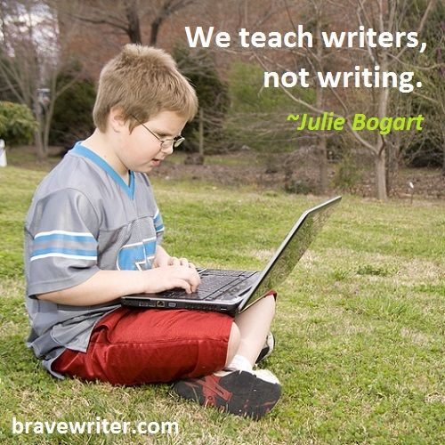 ONE week left before Fall Registration opens for Online Writing Classes! #homeschool
