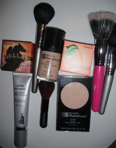Some of my favorite powders/foundations