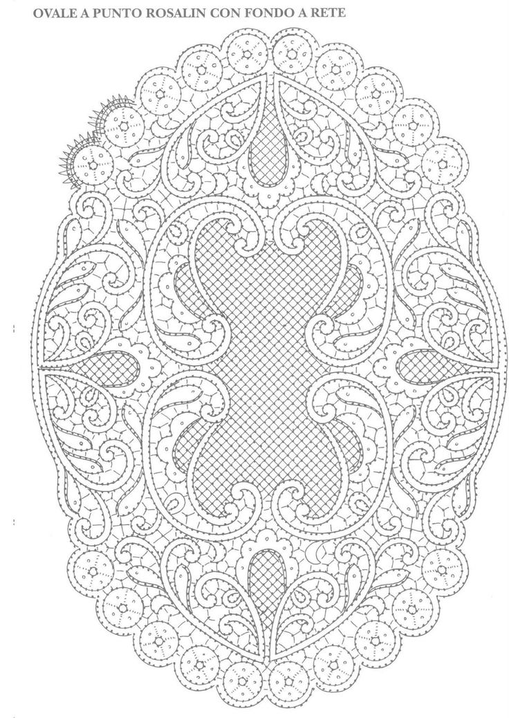 ovale rosalin