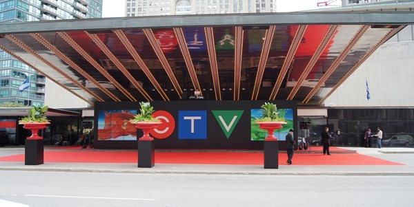 Corporate Event Spaces in Toronto: Sony Centre For the Performing Arts. #CTV
