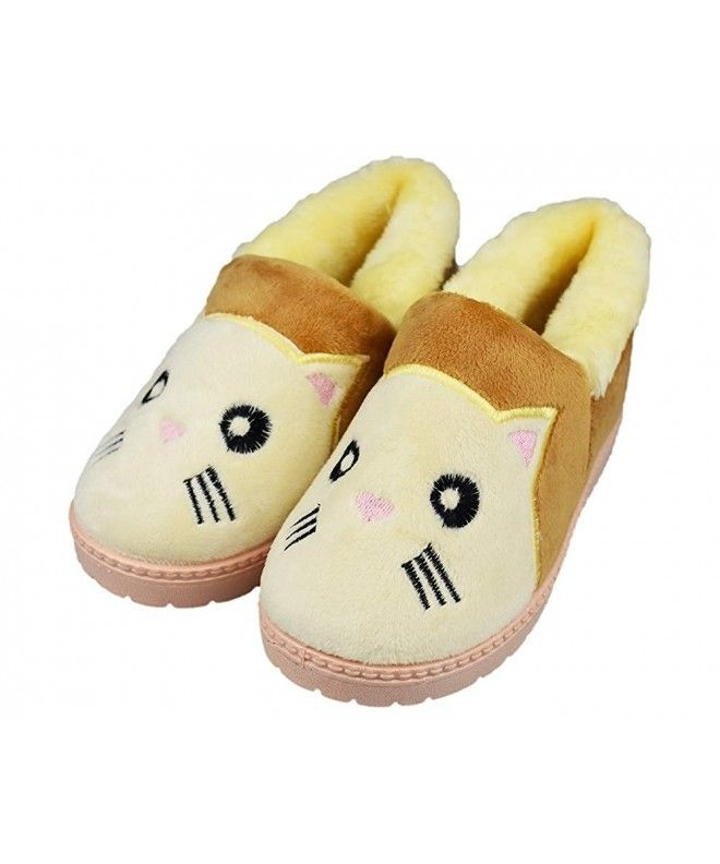 Kids House Indoor Warm Bunny Shoes Girls Bunny Slippers Cute Winter Warm Baby Fur Lined Fluffy Hard Soles Slippers for Boys Kid/'s House Indoor Warm Bunny Shoes
