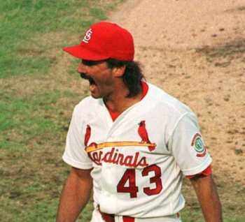 Image result for dennis eckersley cardinals