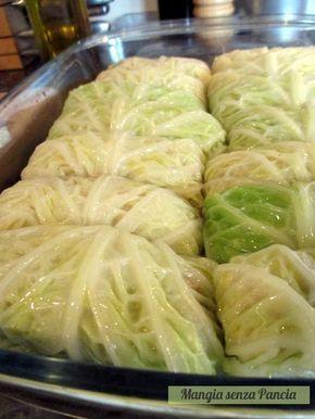 Involtini verza e carne leggeri, Mangia senza Pancia