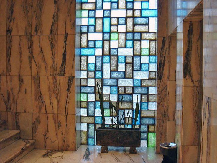 ladrillos de vidrio decorativos - Buscar con Google