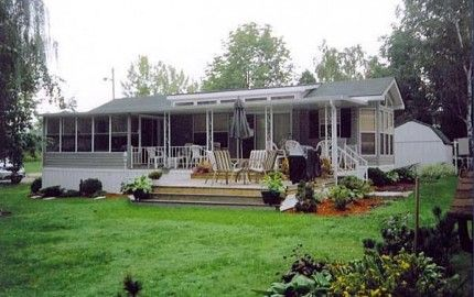 198 Best Images About Mobile Homes On Pinterest