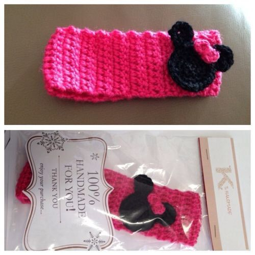 A personal favourite from my Etsy shop https://www.etsy.com/au/listing/213785994/disney-minnie-mouse-headband-stretchy