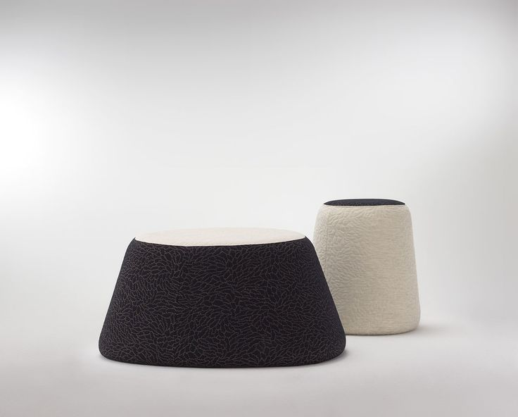 The Softscape stools provide the perfect complement to the lounge collection in waiting or breakout environments. Organically shaped, the internal core of the Softscape stools is roto moulded polyethylene and fully upholstered in fabric or leather.